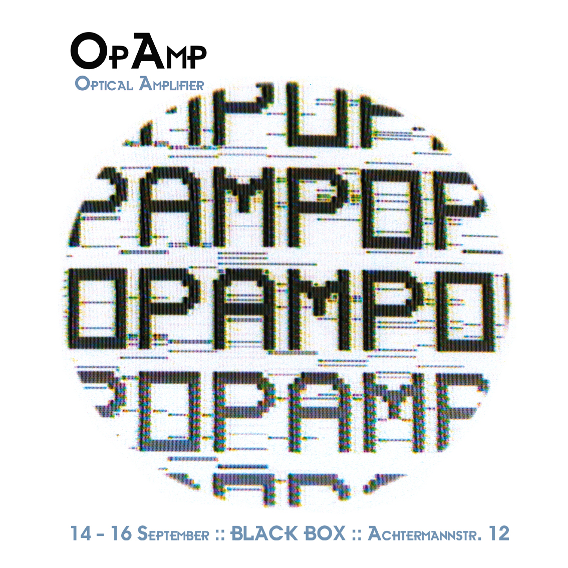 14.-16.9.2010 – Optical Amplifier (OpAmp)