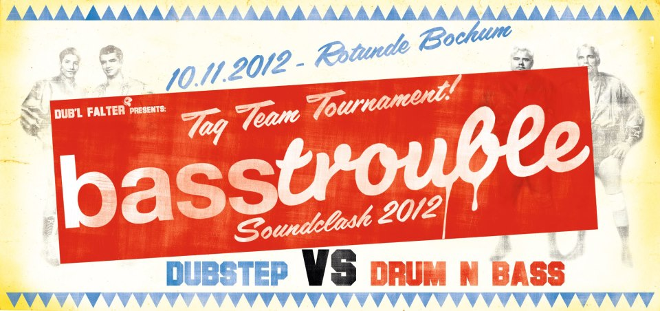 10.11.2012 &#8211;  bassTrouble Soundclash 2012 [Bochum]