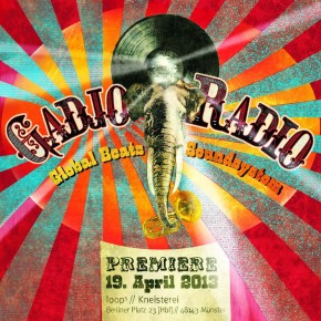 19.4.2013 - Gadjo Radio