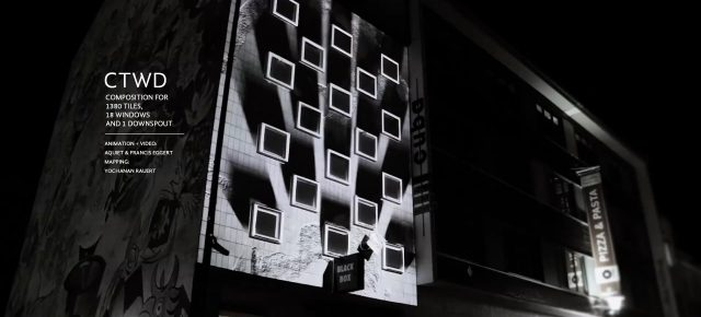 6.2.2016 - 30 Jahre Cuba Projection Mapping Show [Münster]