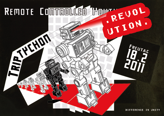 18.2.2011 – Remote Controlled Youth [Münster]