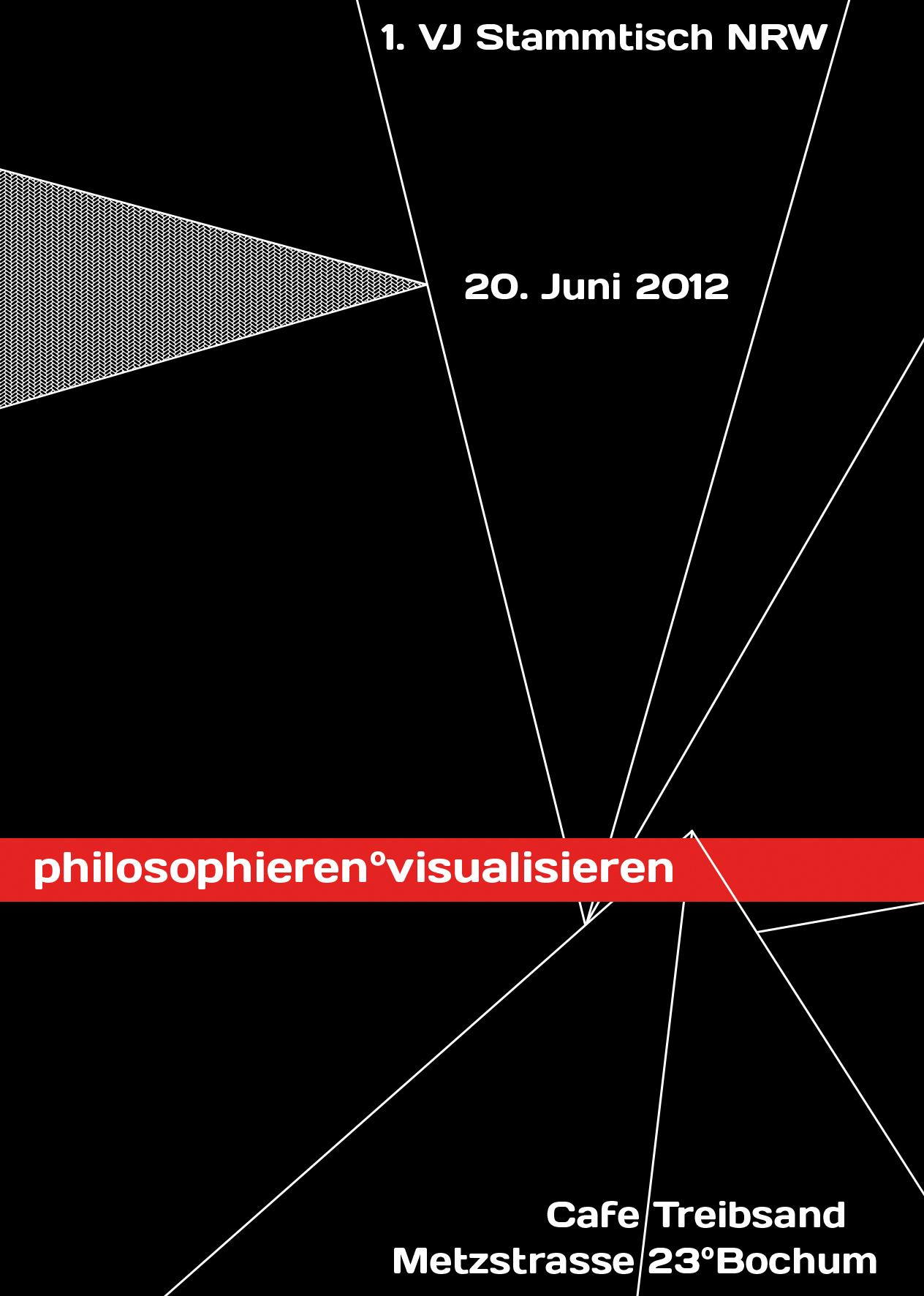 20.6.2012 - 1. VJ Stammtisch NRW [Bochum]