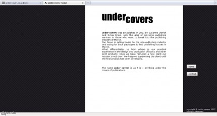 under-covers
