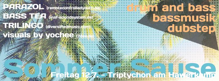 12.7.2013 - Sommer Sause