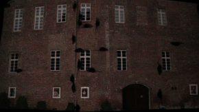 Illumination des Moerser Schlosses