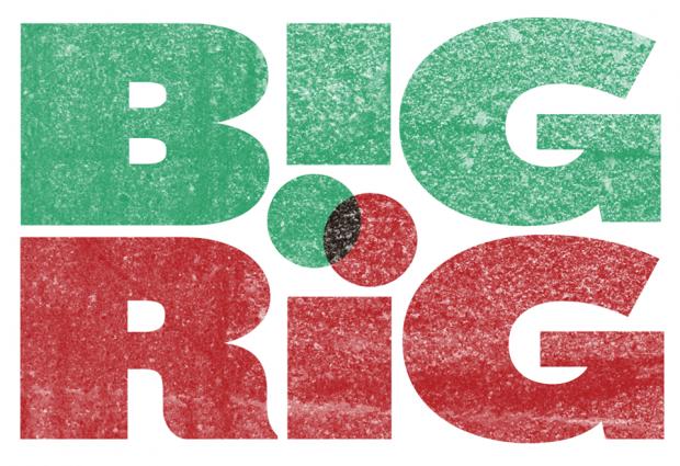 BigRig #5 Soundsystem Festival 2014