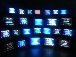 ERROR TEKK – video wall