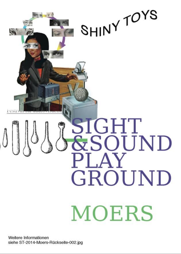 13.12.2014 - SHINY TOYS - Sight & Sound [Moers]