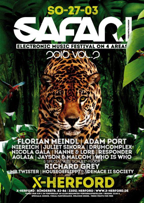 Safari 2016 Vol. II