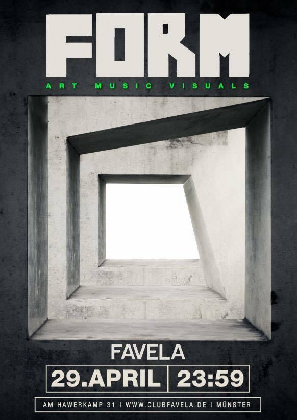 Form Flyer Favela