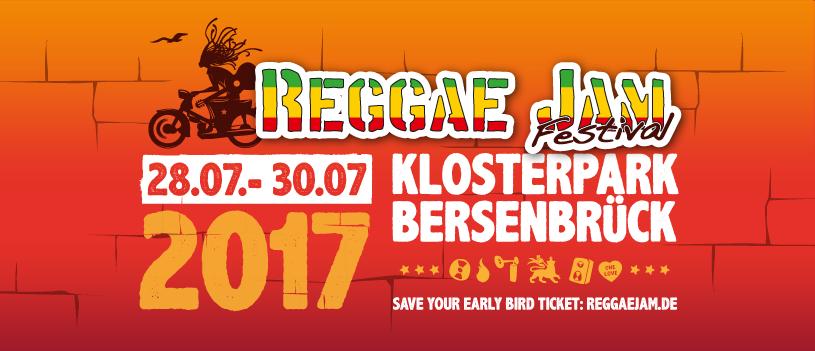 28-30.7.2017 - Reggae Jam [Bersenbrück]