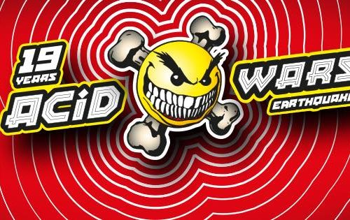 4.11.2017 - static @ 19 years Acid Wars [Münster]