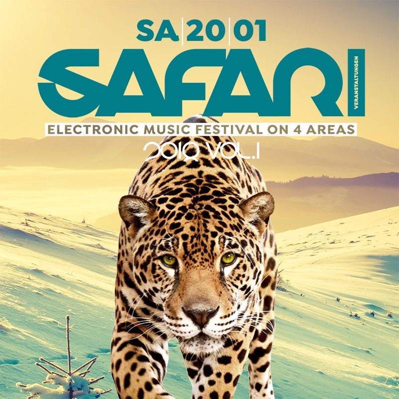 20.1.2018 - Safari 2018 I. [Herford]