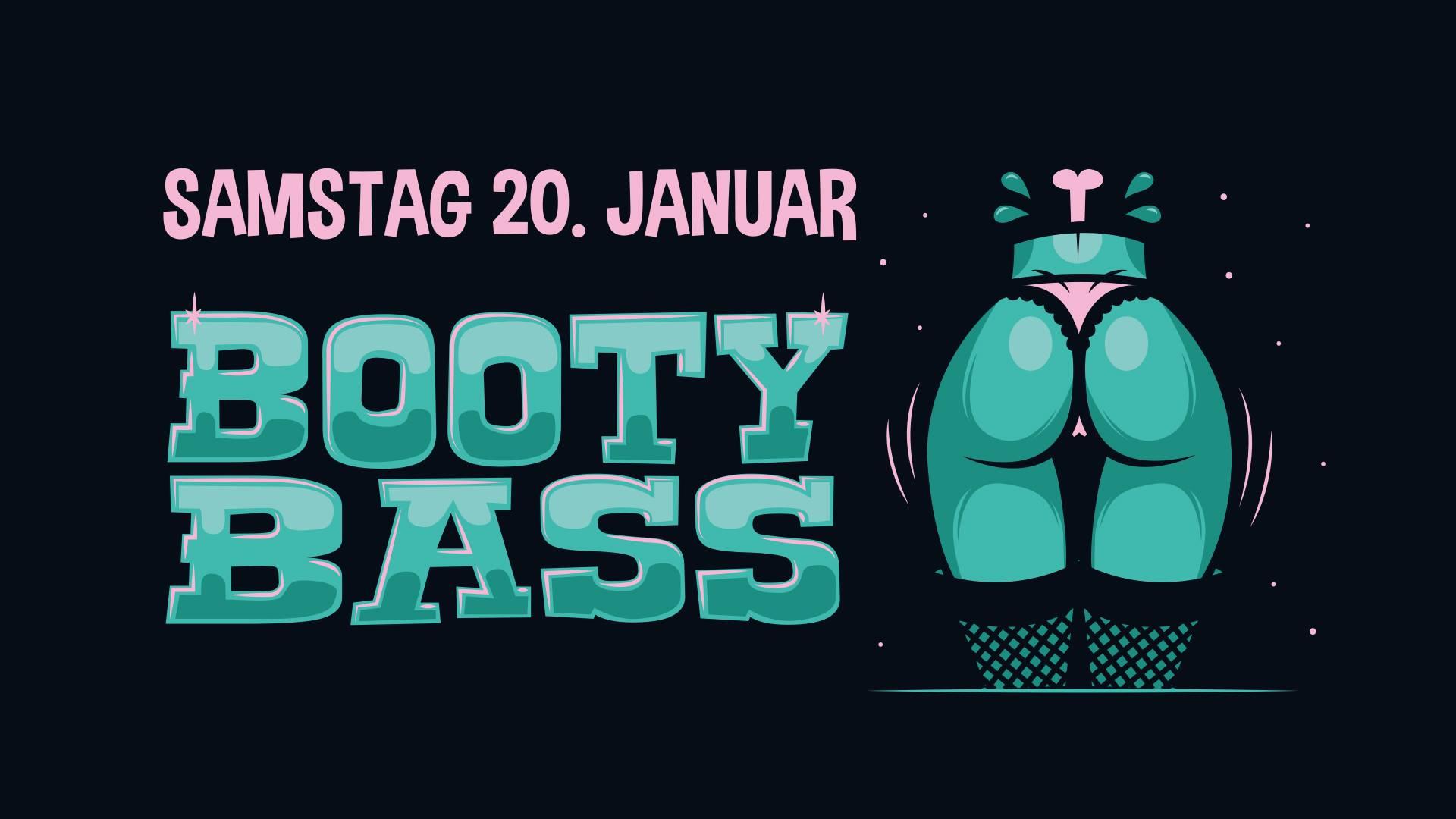 20.1.2017 - Booty Bass [Münster]