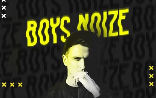 3.2.2018 - Boys Noize / Fusion Club [Münster]