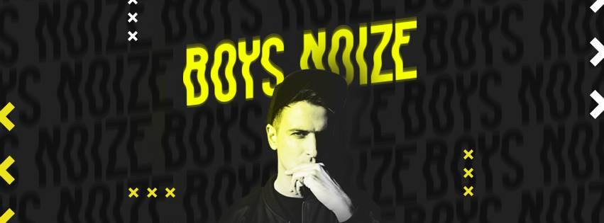 3.2.2018 - Boys Noize / Fusion Club [Münster]