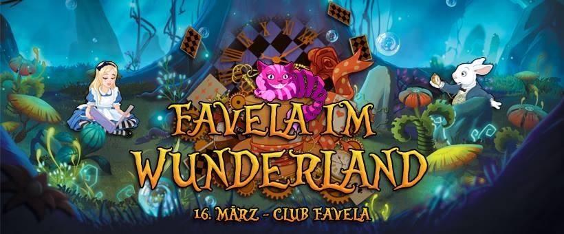 16.3.2018 - Favela im Wunderland [Münster]