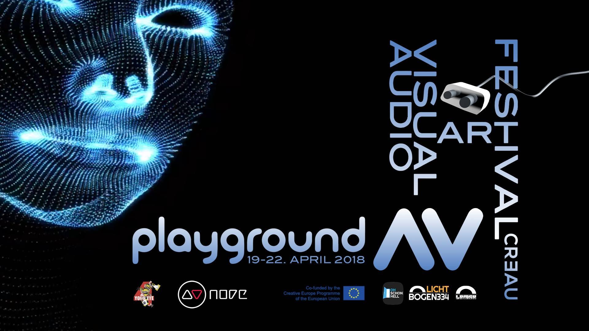 20.-22.4.2018 playground AV [Wien]