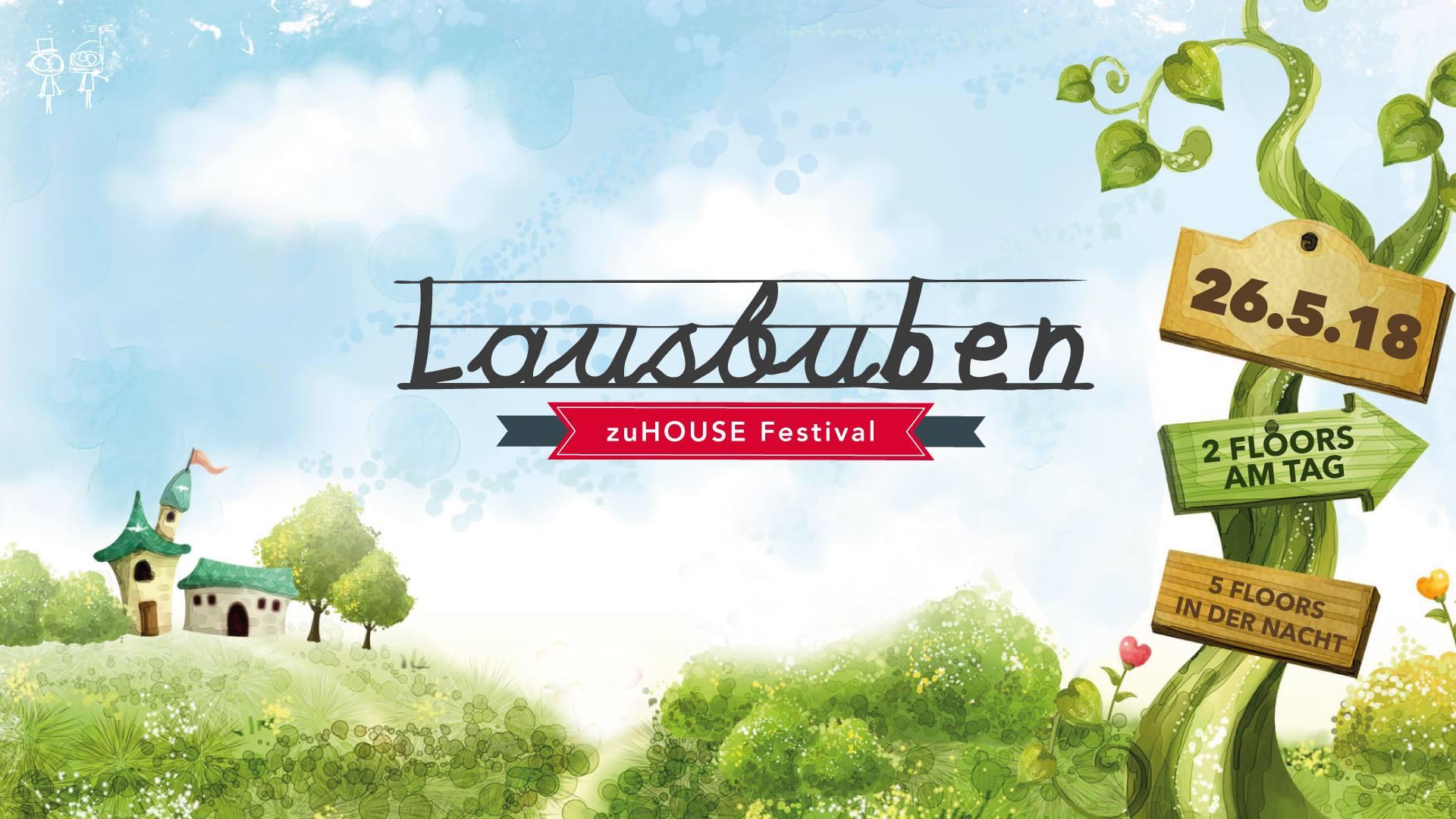 26.5.2018 - Lausbuben zuHouse Festival [Osnabrück]