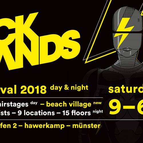 9.6.2018 - Docklands Festival