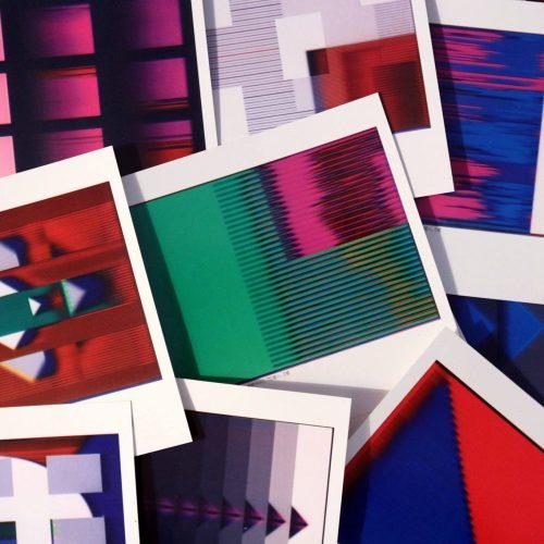 1.-4.6.2018 Ausstellung: Einzelbilder - video prints [Münster]