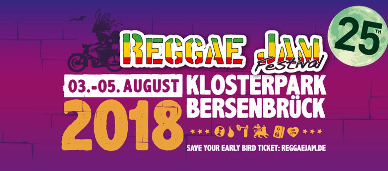 31.7.-5.8.2018 - Roots Plague Dub Camp - Reggae Jam Festival 2018 [Bersenbrück]