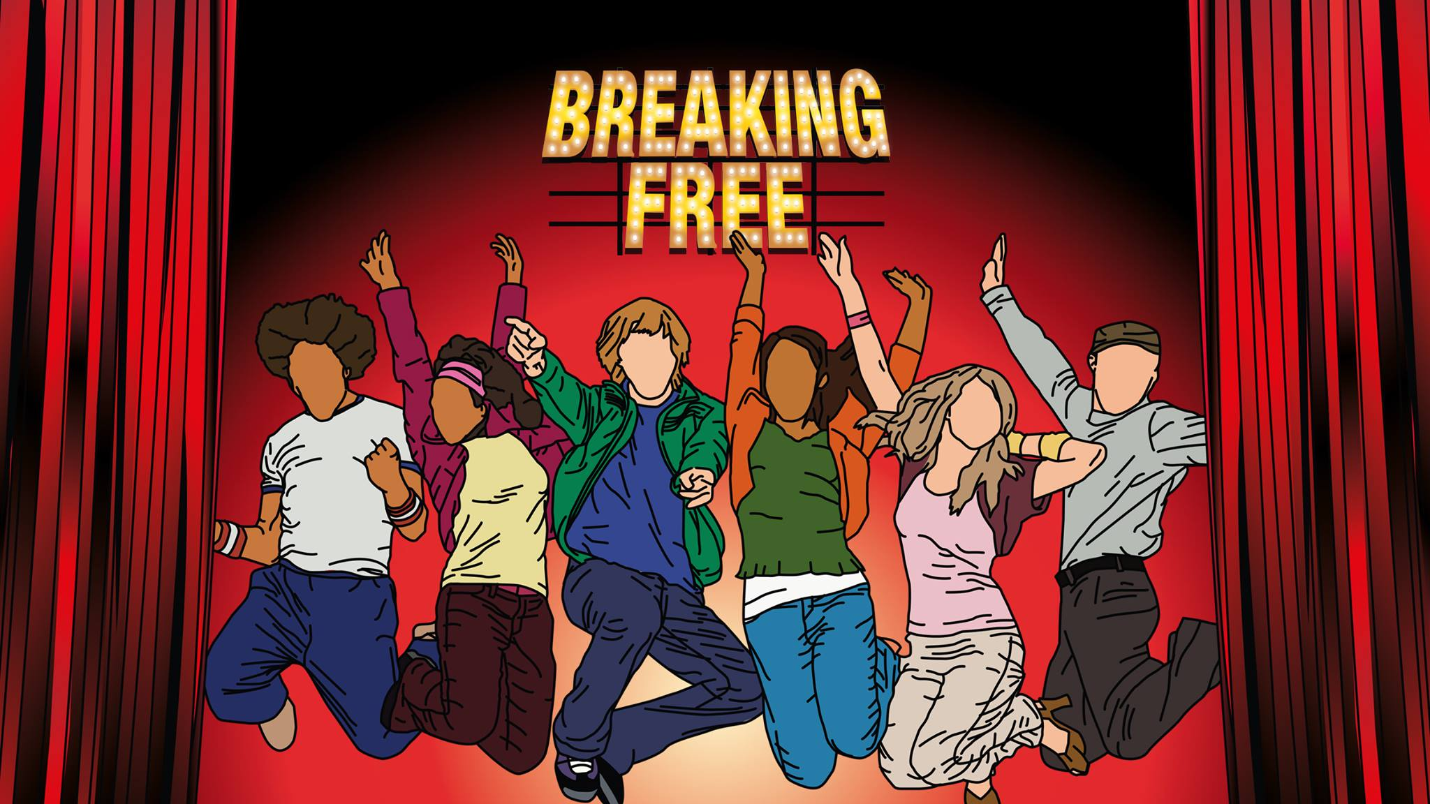 25.10.2018 - Breaking Free - Die High School Musical Party [Münster]